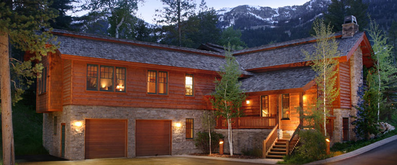 Abercrombie kent residence club teton village jackson Wyoming home builders